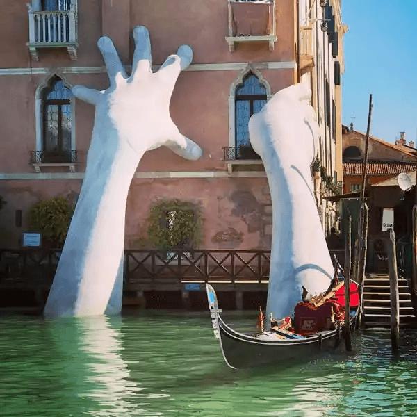 ヴェネツィア・ビエンナーレ-2017ロレンゾ・クイン