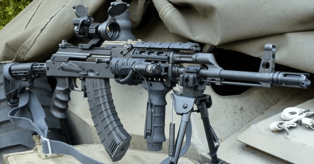 ライフル-AK47