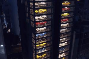 自動販売機-車-シンガポール