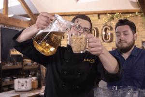 バタービールの作り方
