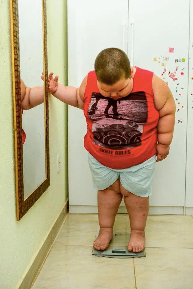 肥満児のミゼール・カルドーニョ・アブレウくん