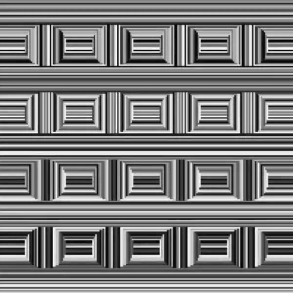 目の錯覚絵-16の円