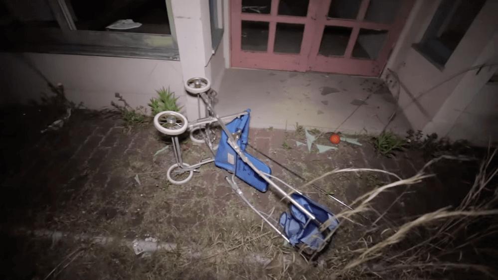 奈良ドリームランド-廃墟状態