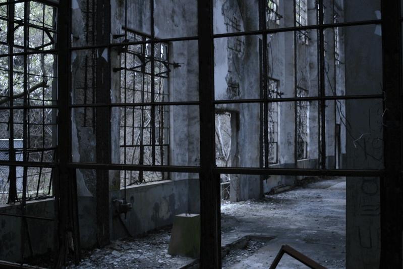 広島の廃墟