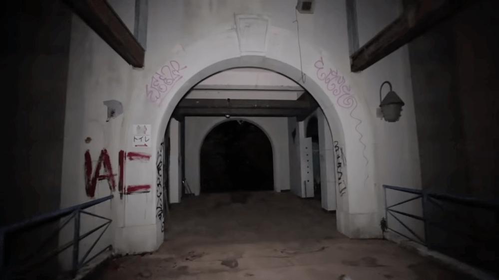 奈良ドリームランドの廃墟
