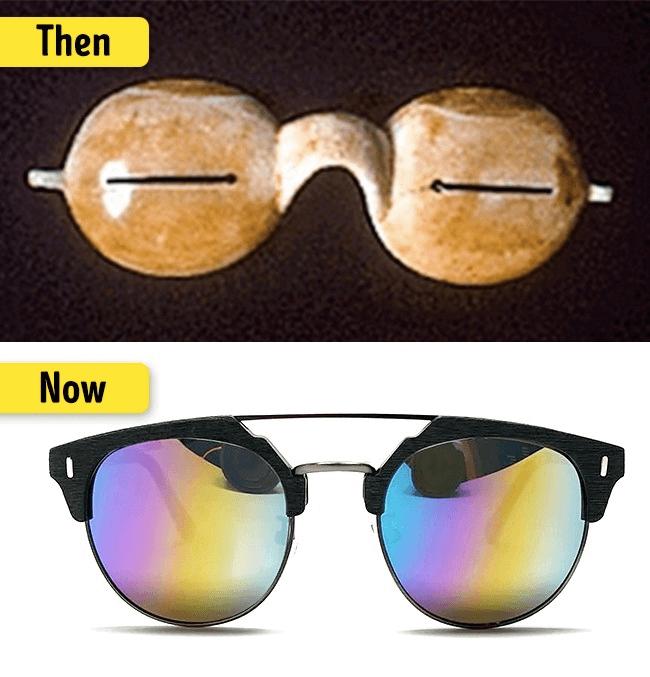 サングラスの時代の変化
