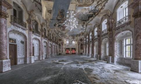 グリュック王国-城の内部