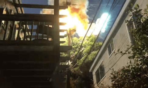 爆発-ヘリウムガス-風船
