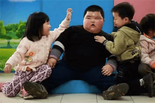 中国のシャオ・ハオ君