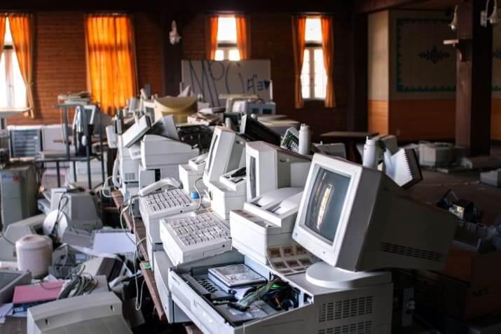 ガリバー王国のパソコン