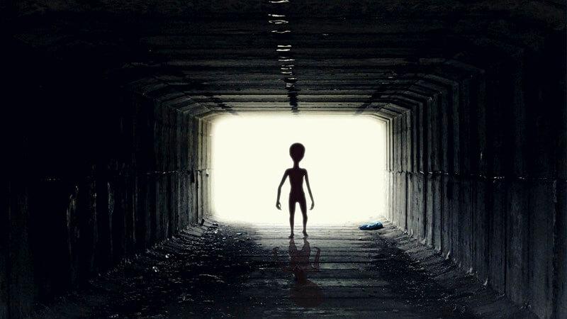 宇宙人-エイリアン