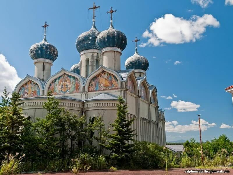 新潟ロシア村