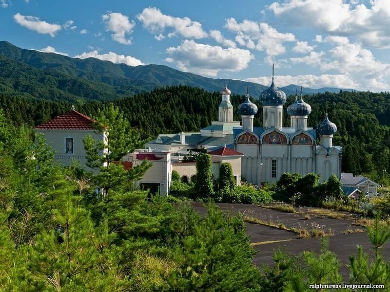 新潟ロシア村の外観