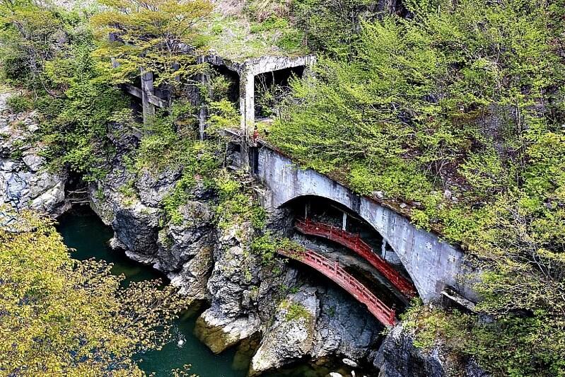 鬼怒川温泉ホテルの廃墟