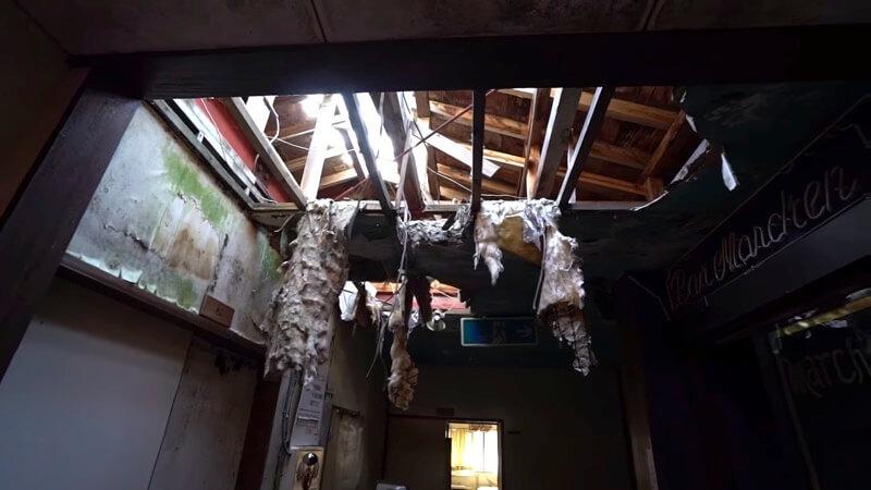 化女沼レジャーランドの廃墟