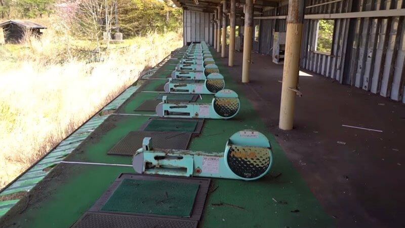化女沼レジャーランドのゴルフ場