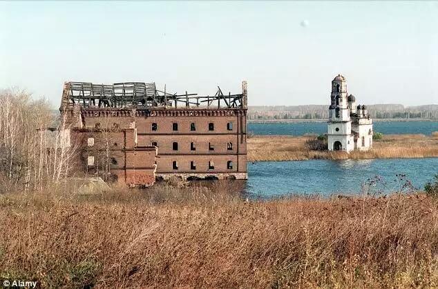ウラル核惨事の跡地