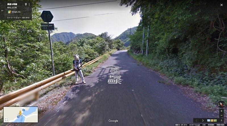県道10号線-山口県-鹿男-googleマップ