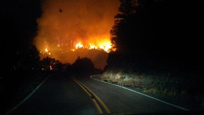 フォートマクマレーの山火事
