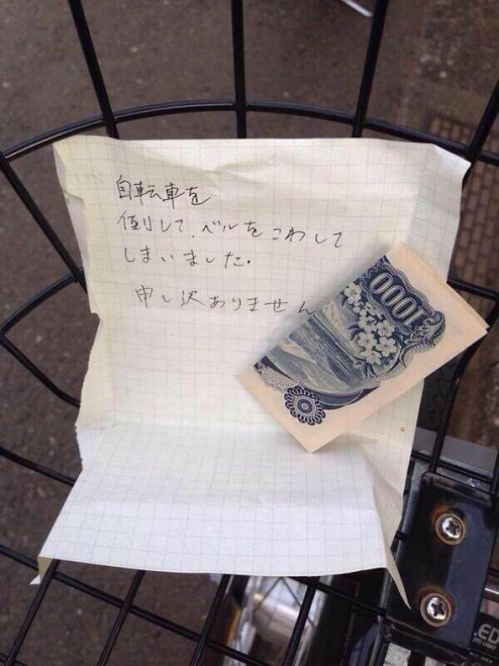 日本人は、仁義を尽くす