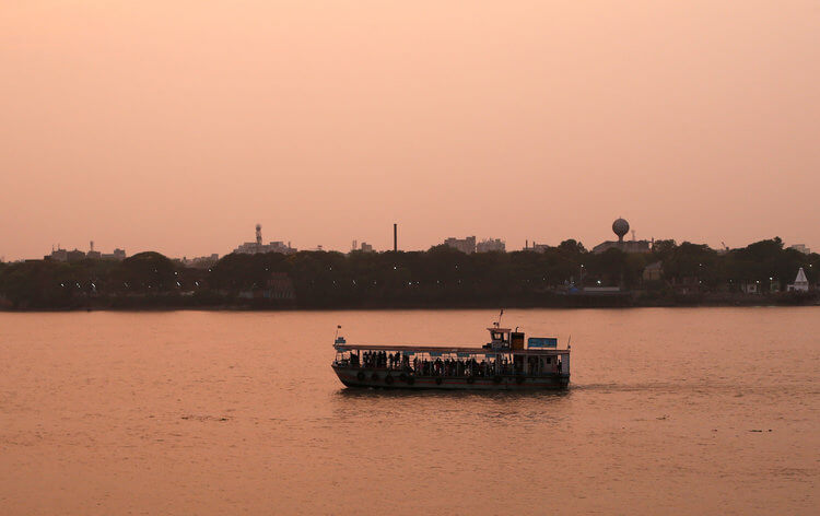 ガンジス川20