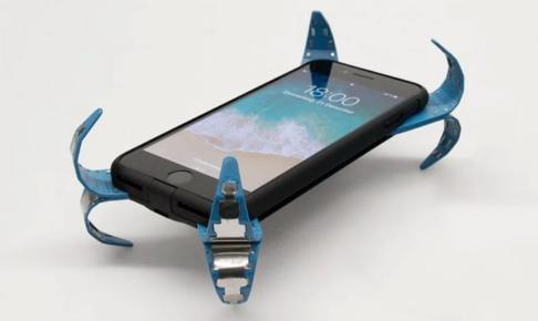 iPhoneのエアーバック