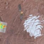 火星には、水どころか湖があると思われる証拠が発見される(イタリア宇宙機関)