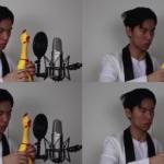 【動画】叫ぶびっくりチキンを使ったカノンの演奏がおもしろ凄い