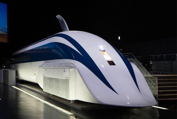 世界で最も早い列車