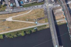 闇プリン製造所-googleマップ
