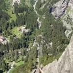 完全にリアルジェットコースター。スイスで最も急なケーブルカー「ゲルマーバーン」に乗った時の映像が半端ない