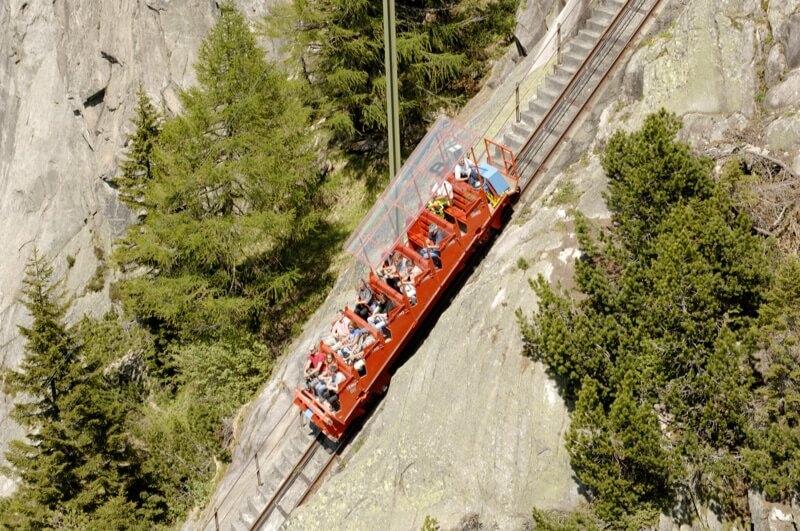 ゲルマーバーン-Gelmerbahn