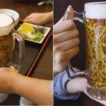 【マジか】カナダの日本食レストラン、ビールラーメンの提供を始める。
