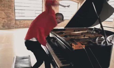 マイケルジャクソンのbeat-itをピアノでカバーする
