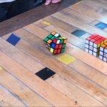 世はまさにセルフ時代。自分で勝手に揃う全自動ルービックキューブ「Self Solving Rubik's Cube」