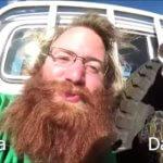 2年半もヒゲを剃らないとこうなるんじゃぞ。911日の世界旅行で1度もヒゲを剃らなかった男性のタイムラプス映像がもじゃもじゃ