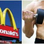 フィットネストレーナー「運動・筋トレ後にはビッグマックを食べなさい」