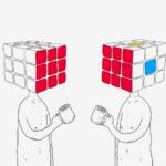 「人に合わせる必要なんてない。」人間社会を描いたルービックキューブのアニメーションが面白い