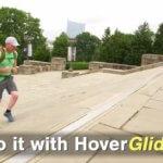 重い荷物の負荷を最大86%軽減してくれる、体に負担をかけないリュック「HoverGlide」が素晴らしい。
