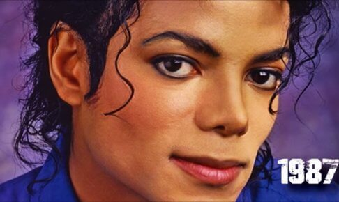 マイケル・ジャクソン顔の変化