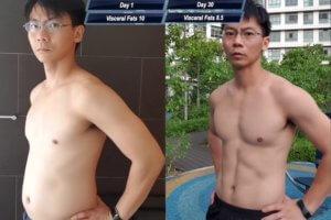 ワンパンマンの筋トレ・ダイエット効果