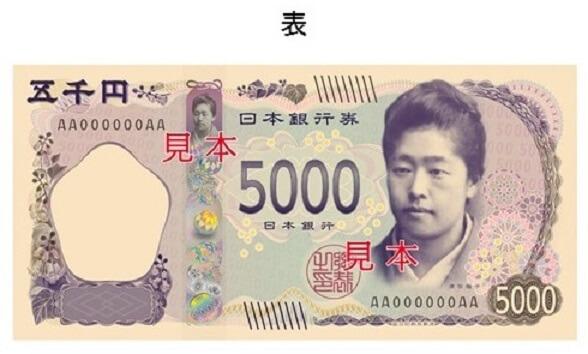 津田梅子-新5000円札