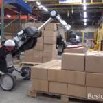 安定感が凄い。ボストン・ダイナミクス社のダチョウのような新型物流ロボット「Handle」。