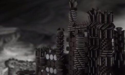オレオの城・アート