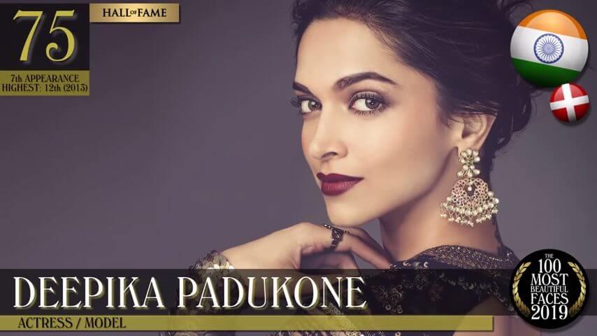 世界で最も美しい顔の女性ベスト100-2019